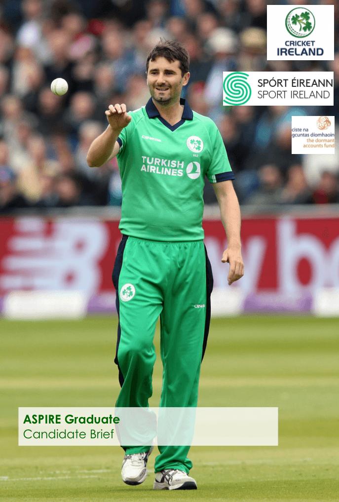 Sport Ireland Aspire Grad Program Cricket
